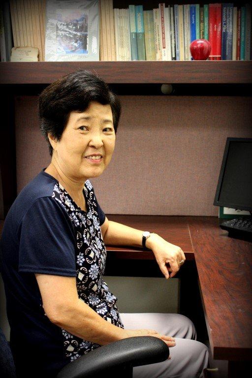 Shin Ja Hwang