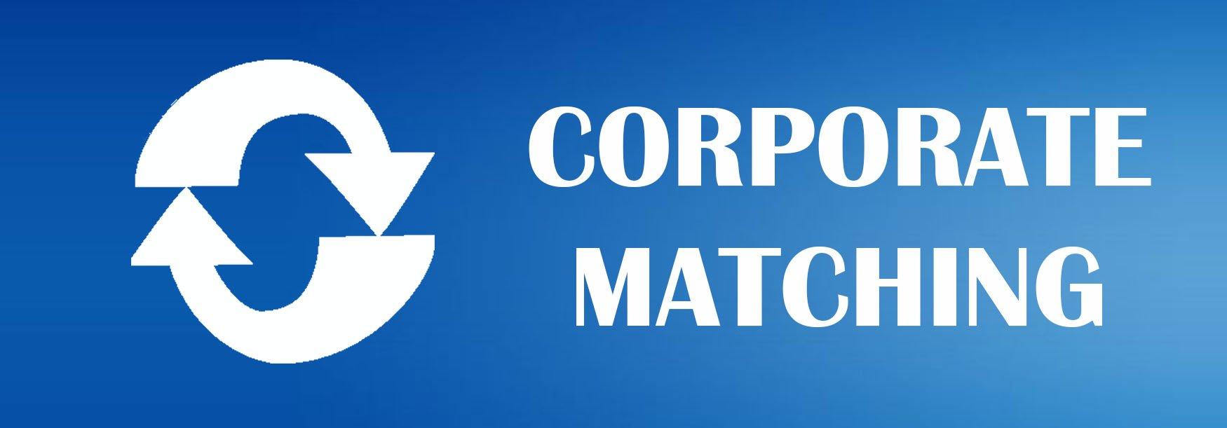 corporate matching