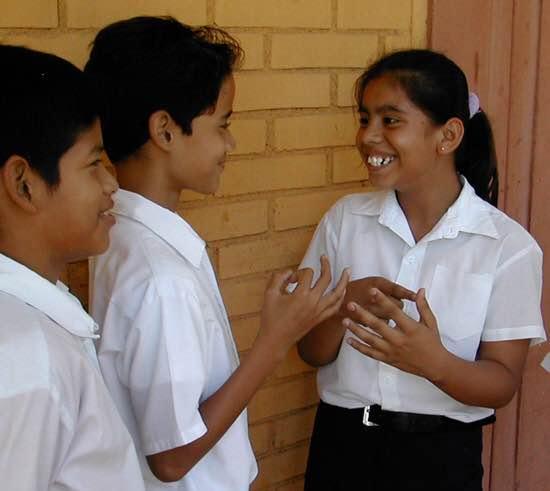 Language Genesis in Nicaragua