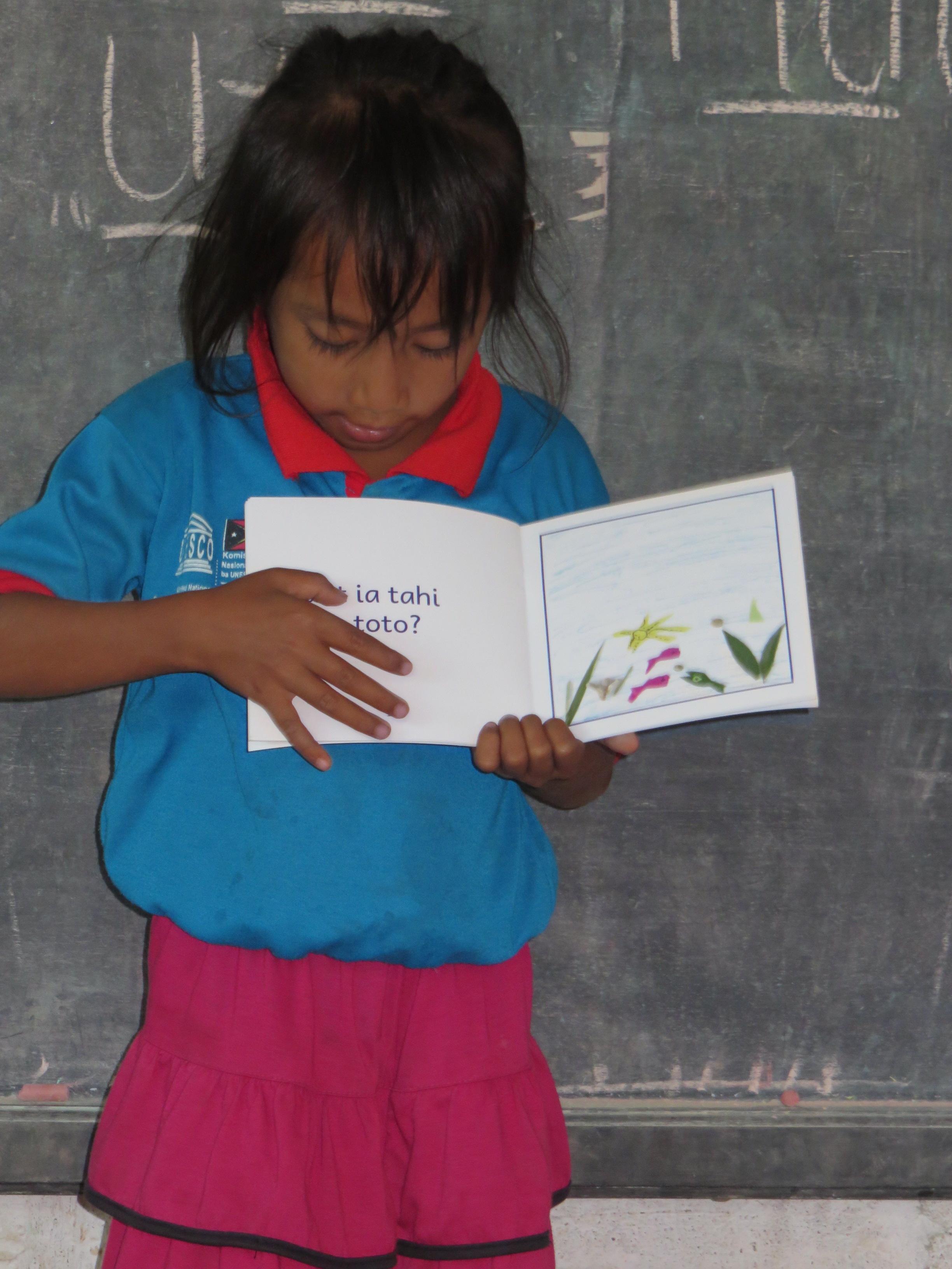 Educational Strategies in East Timor