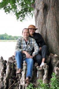Dallas International alumnus, Tim Bachmann and his wife, Avanilde (Von)