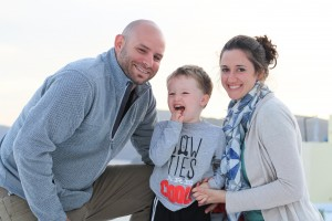 Dallas International alumna, Rose Savaiko and family